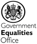 The Government Equalities Office (GEO) logo.