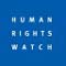 The Human Rights Watch logo.