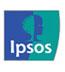 The Ipsos mori logo.
