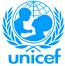 The UNICEF logo.