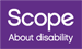 The Scope logo.