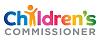 The Children's Commissioner for England logo.