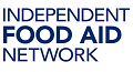 The Independent Food Aid Network logo.
